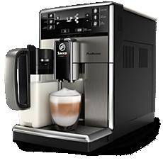 SM5473/10 -  Saeco PicoBaristo Automatický kávovar s nádobou na mléko