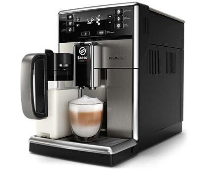 Vrhunska kava, ki jo zlahka prilagodite svojemu okusu