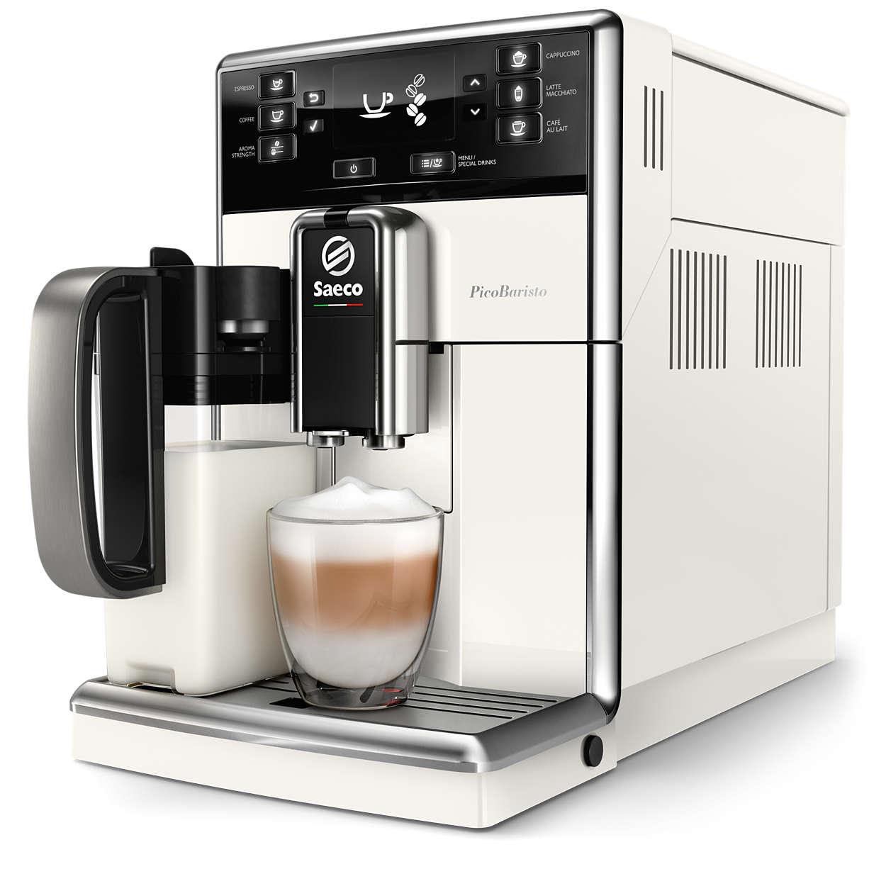 Wyśmienita kawa, dokładnie taka, jaką lubisz
