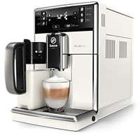 W pełni automatyczny ekspres do kawy — 10 rodzajów napojów