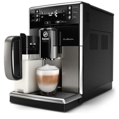 Kaffeevollautomat Fur 10 Kaffeespezialitaten Sm5479 10 Kaufen