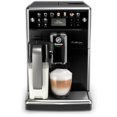 SM5570/10 -  Saeco PicoBaristo Deluxe Automatický kávovar s nádobou na mléko