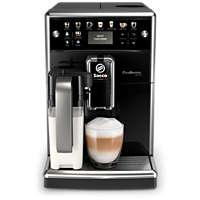 Automatický kávovar s nádobou na mléko