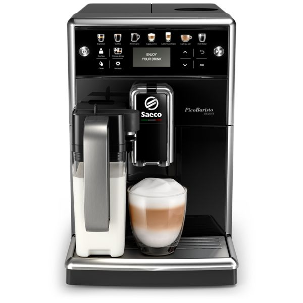 Philips SM5570/10 Philips PicoBaristo Deluxe Automatický kávovar s nádobou na mléko