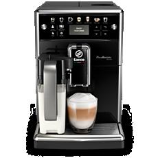 SM5570/10 Saeco PicoBaristo Deluxe Cafetera espresso súper automática