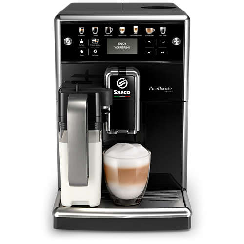 PicoBaristo Deluxe Automatisk espressomaskin