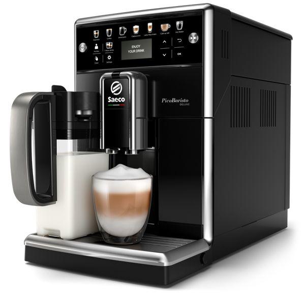 Philips SM5570/10 PicoBaristo Deluxe Automatický kávovar s nádobou na mléko