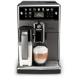 Saeco PicoBaristo Deluxe Automata eszpresszó kávéfőző