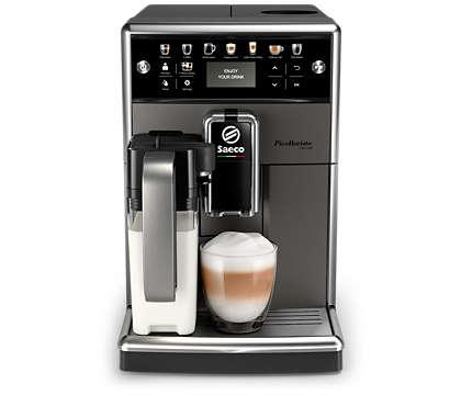 Izsmalcināta kafija, viegli pielāgojama jūsu gaumei