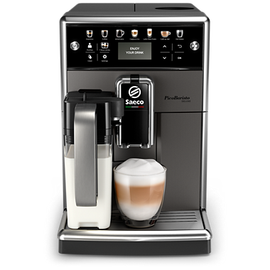 Saeco PicoBaristo Deluxe Super automatický espresso kávovar