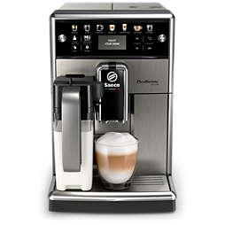 Saeco PicoBaristo Deluxe Cafetera espresso súper automática