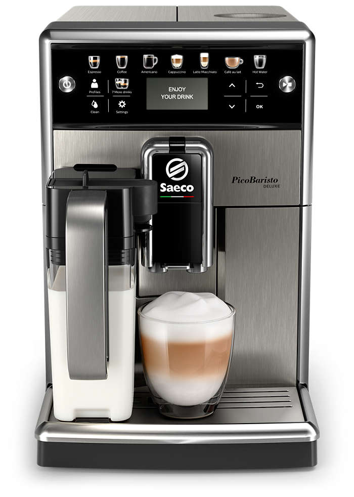 33ed7b6af5b PicoBaristo Deluxe Täisautomaatne espressomasin SM5573/10   Saeco