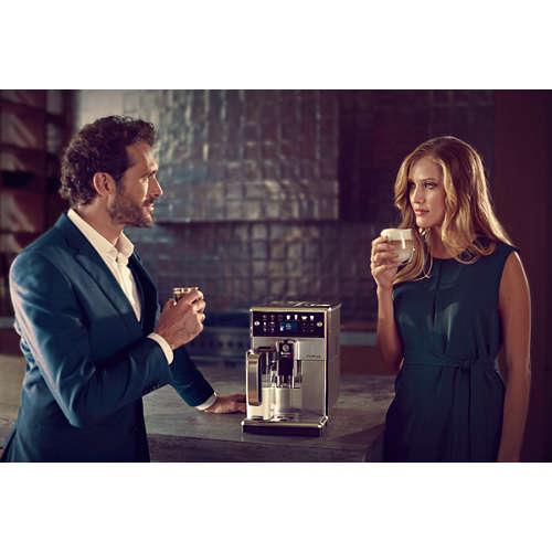 PicoBaristo Deluxe Automatyczny ekspres do kawy