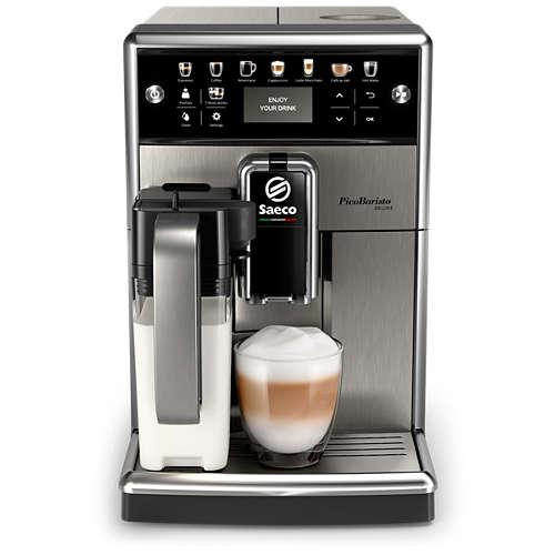 PicoBaristo Deluxe Espressor automat
