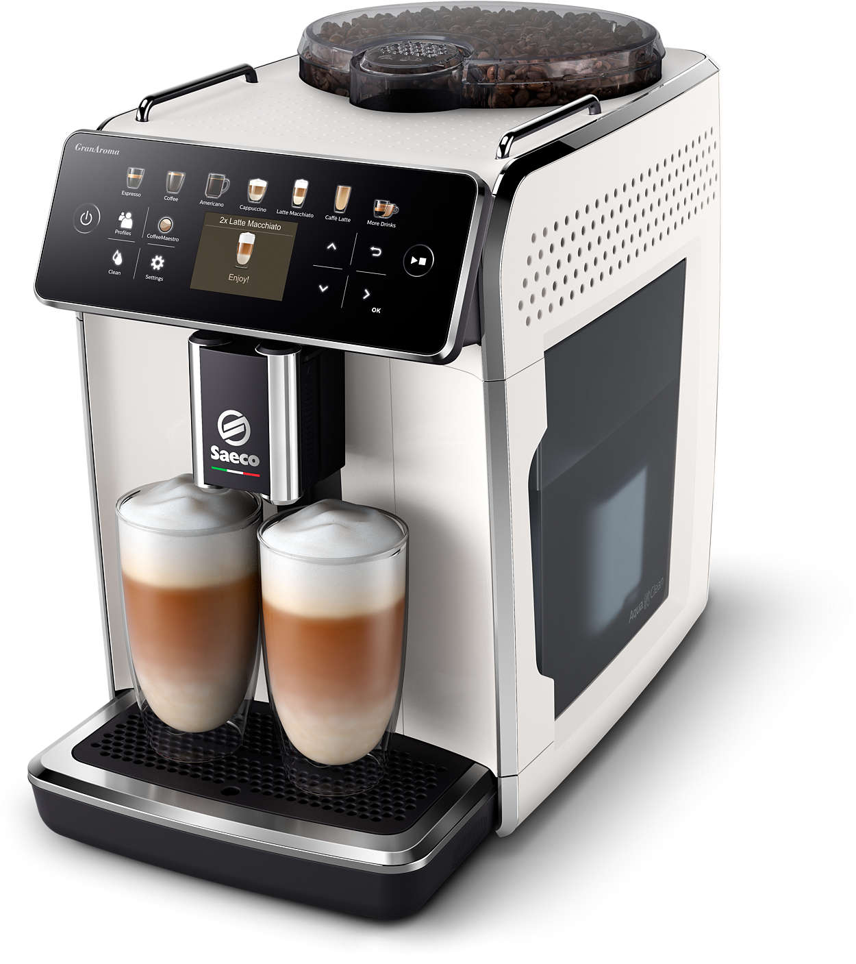 Kawa perfekcyjnie dopasowana do Ciebie.
