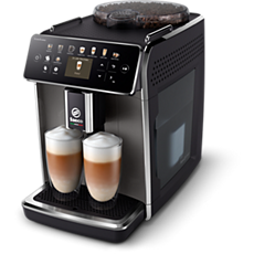 SM6582/10 Saeco GranAroma W pełni automatyczny ekspres do kawy