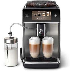 Saeco GranAroma Deluxe Kaffeevollautomat
