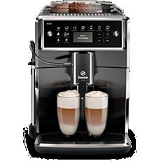 SM7480/00 Saeco Xelsis Machine expresso à café grains avec broyeur