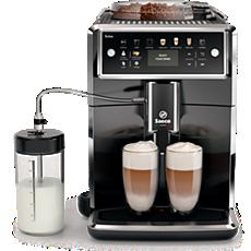 SM7580/00 Saeco Xelsis Cafetera espresso súper automática