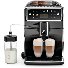 SM7580/00 -  Saeco Xelsis Machine espresso Super Automatique