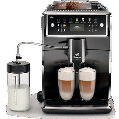 Saeco Xelsis Super automatický espresso kávovar