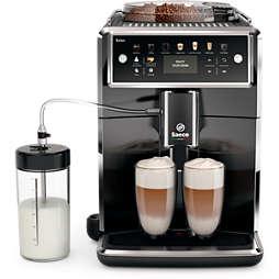 Saeco Xelsis Plnoautomatický kávovar