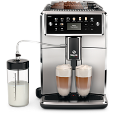 SM7581/00 Saeco Xelsis Machine expresso à café grains avec broyeur
