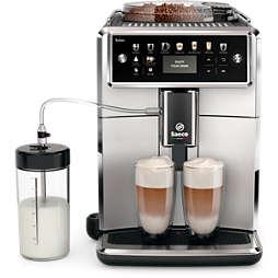 "Saeco Xelsis ""Super-automatic"" espresso automāts"