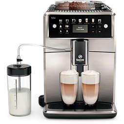Saeco Xelsis Cafetera espresso súper automática