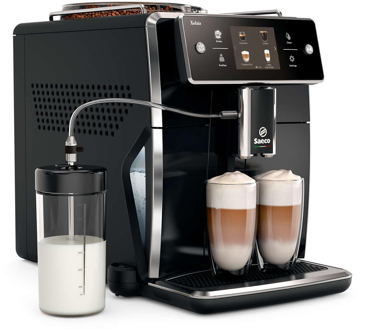 00230570e7ee Xelsis Automatyczny ekspres do kawy SM7680 00
