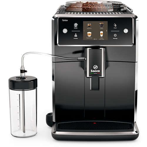 Xelsis W pełni automatyczny ekspres do kawy