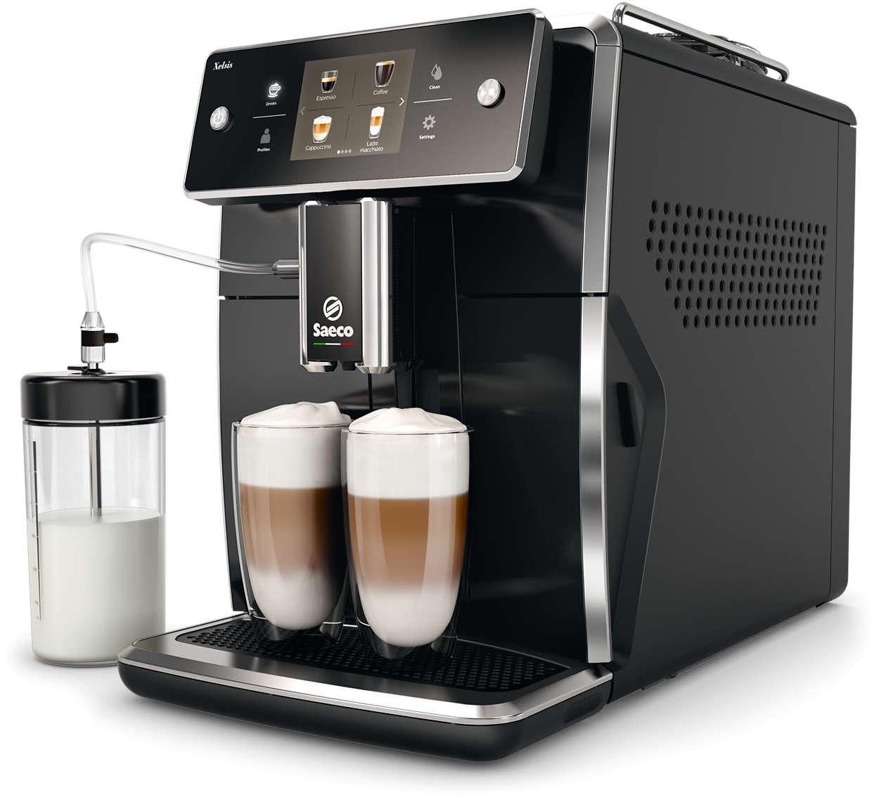9d207843eecc Xelsis Kaffeevollautomat SM7680 00