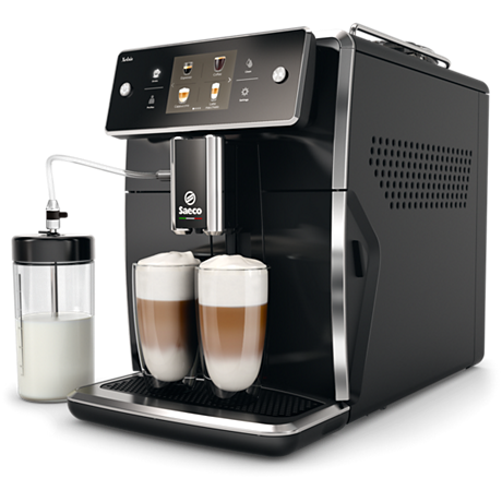Täisautomaatne espressomasin