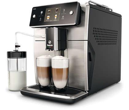 La macchina da caffè Saeco più avanzata di sempre