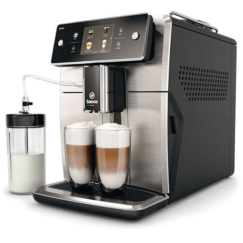 Macchina da caffè super-automatica per 15 bevande