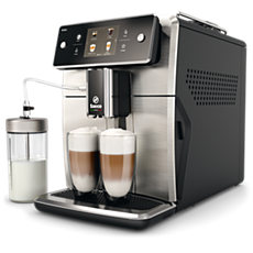 SM7683/10 Saeco Xelsis Kaffeevollautomat
