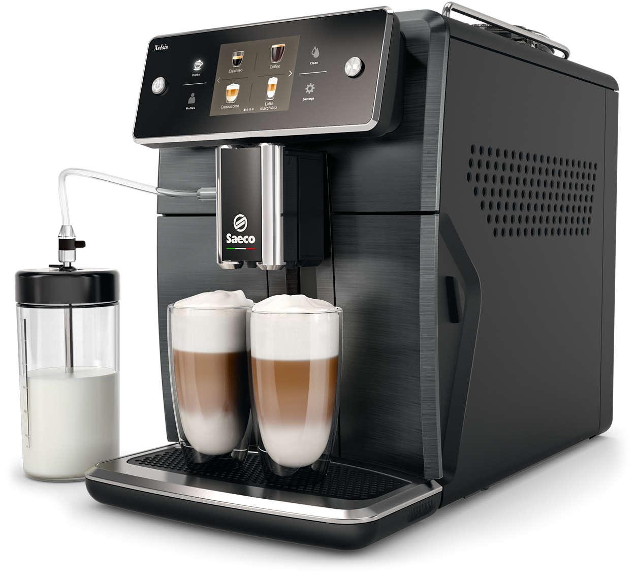 Image result for Automatic Espresso Machine