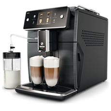 SM7684/04 Saeco Xelsis Super-machine à espresso automatique