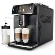 Saeco Xelsis Super-machine à espresso automatique