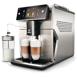 Saeco Xelsis Machine expresso à café grains avec broyeur