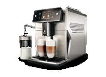 """""""Saeco"""" autom. espreso kavos aparatai"""