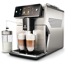 SM7685/00 -  Saeco Xelsis Автоматическая кофемашина
