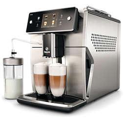 Saeco Xelsis Super-machine à espresso automatique