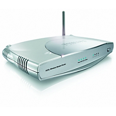 SNA6640/00  Router wireless con modem
