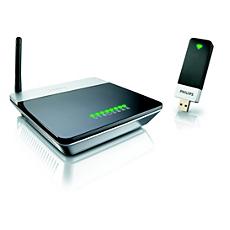 SNK5600/00 -    Kablosuz Ağ Başlangıç Seti