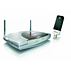 Router wireless con modem