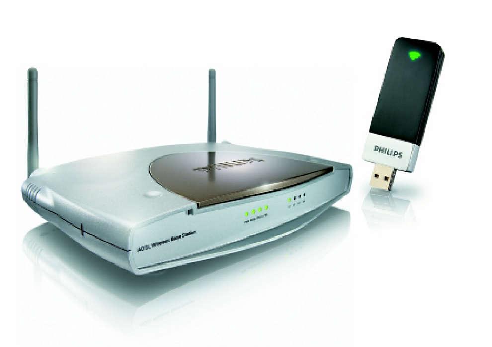 Kit iniţial pt. reţele wireless