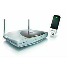 SNK5620/05  Router wireless con modem