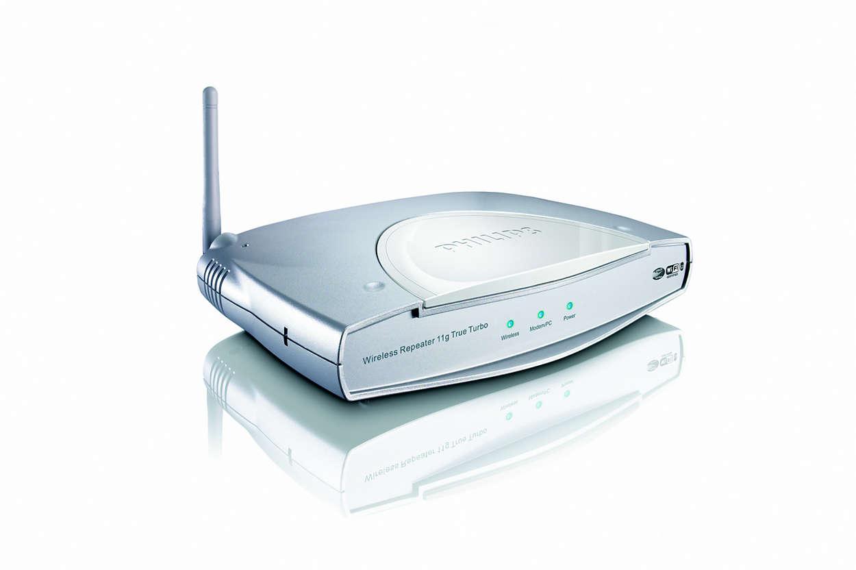 Banda larga wireless: intelligente e semplice