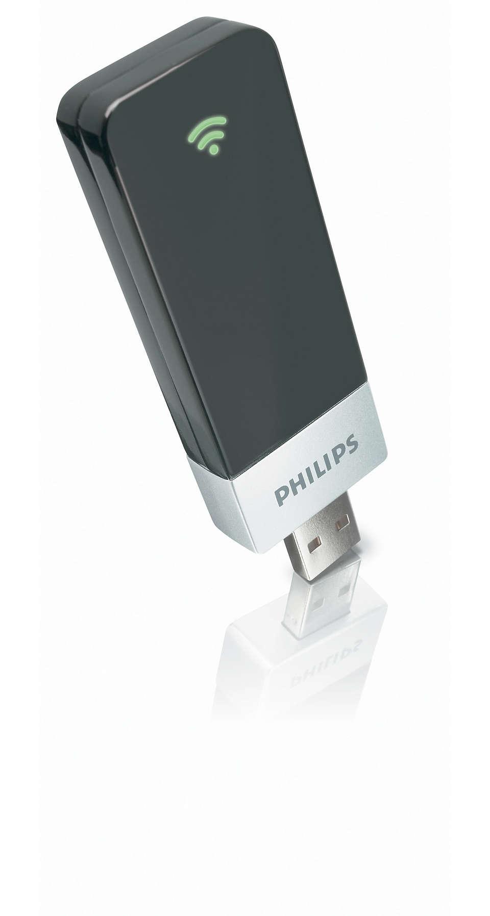 Adaptateur USB sans fil